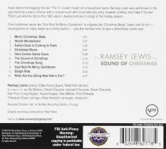 Amazon Com Holiday Wonderland 100 by Ramsey Lewis Ramsey Lewis Sound Of Christmas Amazon Com Music