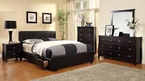 burlington queen platform bedroom set with storage cm7009q savvy