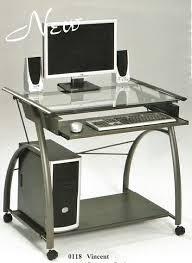 stylish metal computer desk u2013 interiorvues