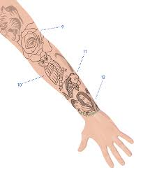 guide to justin biebers tattoos meaning birthday