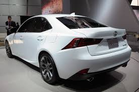 2014 lexus is news and information autoblog