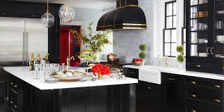 black and kitchen ideas 10 black kitchen cabinet ideas black cabinetry and cupboards