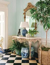 Amy Neunsinger How To Decorate With Floral Patterns Greenery And More Photos