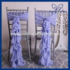 curly willow chair sash aliexpress buy ch020b new cheap curly willow lilac chiffon