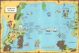 Forgotten Realms Map Image Cordell U0027s Voyage Jpg Forgotten Realms Wiki Fandom