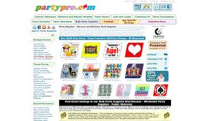Where To Buy Party Favors Wholesale Party Supply Website Reviews Brisksale Marketplace Blog