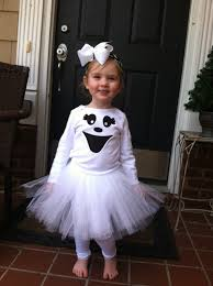 ghost halloween costume might make this for emma this year