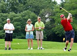 Charity Golf Tournament Welcome Letter charity golf outings positively naperville