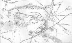 Battle Of Gettysburg Map Samuel P Bates Martial Deeds Of Pennsylvania Usgenweb