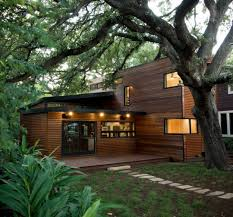 perfect contemporary wooden house design inspiration ideas corner