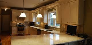 Kitchen Peninsula With Seating by South Salem Peninsula Nukitchensnukitchens