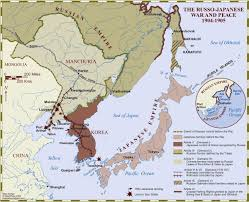 Sea Of Japan Map When The West Looked East British Observations On The Russo