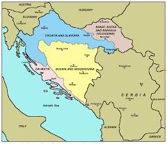 Yugoslavia Map Image Regions Yugoslavia Tne Png Alternative History
