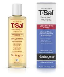 Sulfur 8 For Hair Growth T Sal Therapeutic Shampoo Scalp Build Up Control Neutrogena