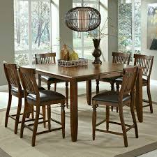 arlington 7 piece counter height dining set