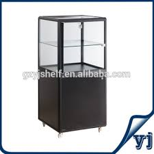 locking wine display cabinet arylic wine glass rack lockable glass display cabinets corner
