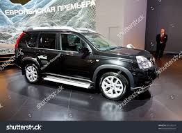 nissan jeep moscow russia august 25 black jeep stock photo 81295243 shutterstock