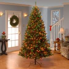 10ft christmas tree pre lit christmas trees you ll wayfair