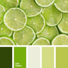 knowing what colors make green and using green practical life