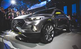 photo gallery a look at technologies built into the volvo trucks hyundai santa cruz pickup truck revealed diesel powered and super