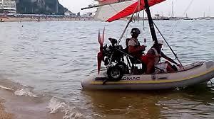 gommone volante gommone volante in vacanza