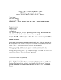 examples and 7 rules of formal business letter format templatezet