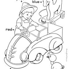 Free Printable Coloring Pages Color Words Cooloring Colors