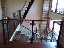Handrails Commercial Glass Handrails