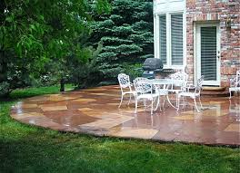 patio u0026 pergola terrific flagstone backyard marvelous flagstone