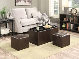 Ottoman S by Amazon Com Convenience Concepts 143012 Sheridan Faux Leather