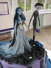 corpse cake topper tim burton s corpse wedding cake topper seasonal