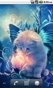 kitty magic live wallpapers free app download android freeware