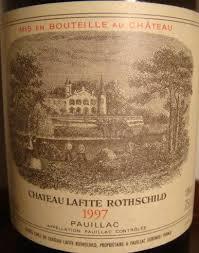 learn about chateau lafite rothschild 1997 château lafite rothschild bordeaux médoc pauillac