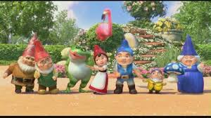 animated movies images gnomeo u0026 juliet hd wallpaper background