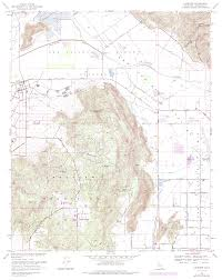 Dma Map Topographic Maps Of Riverside County California