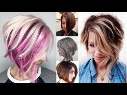 history on asymmetrical short haircut balayage asymmetrical bob hairstyles 2017 2018 short bob hair