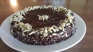 my mother u0027s request reine de saba chocolate almond cake by julia
