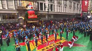 foothill s macy s thanksgiving day parade performance 2014
