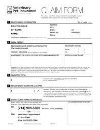 download veterinary pet insurance vpi claim form pdf