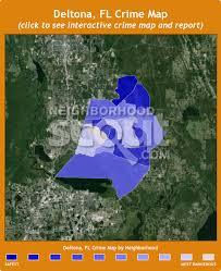 map of deltona florida deltona crime rates and statistics neighborhoodscout