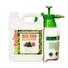 What Kills Bed Bugs Naturally Ecoraider 1 Gal Natural U0026 Non Toxic Bed Bug Killer Jug Value Pack
