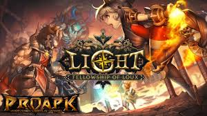 light fellowship of loux light fellowship of loux gameplay ios android proapk android