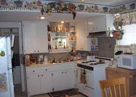 some different types of kitchen wallpaper borders home design
