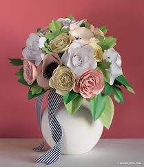 paper flower bouquet wedding paper flower bouquet bundle lia griffith