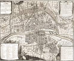 Paris Pictures Old Maps Of Paris