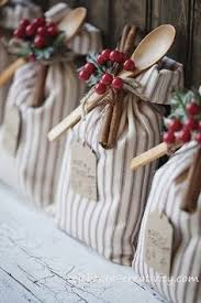 Shabby Chic Gift Bags by Burlap Gift Bags Set Of Four Snowflake Shabby Chic Christmas