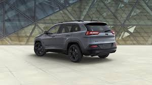 jeep cherokee power wheels 2016 jeep cherokee high altitude limited edition suv