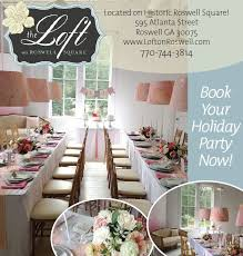 wedding venues roswell ga loft on roswell square special event facility www loftonroswell