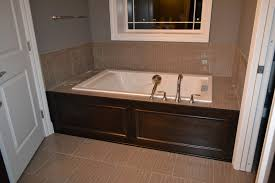 decorative stone tub surround tile is emser lucente fog in a size