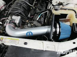 2006 dodge charger cold air intake kits install and test mopar
